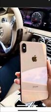 iPhone Xs Max OR 64 Go comme neuf débloquer