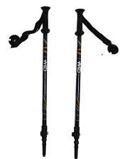 Ski poles Telescopic adjustable  kids junior 2021 model  /pick color Free S/H