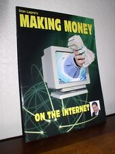 Don Lapre's Making Money on the Internet (Paperback, 3'rd Edition, 1998)