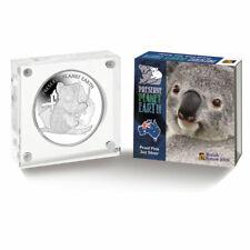 2020 Niue Koala Preserve Planet Earth HR 2 oz Silver Proof $2 Coin SKU60721
