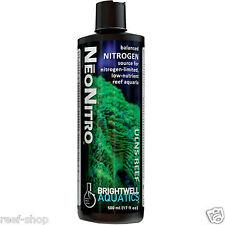 Brightwell Aquatics NeoNitro 500 ml Balanced Reef Nitrogen FREE USA SHIPPING!