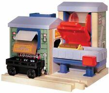 Thomas & Friends Wooden Railway ~ Mr. Jolly's Chocolate Factory ~Rare 2003 HTF!