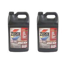 2 Gallons Pink Engine Coolant Antifreeze Fluid ZEREX for Lexus Toyota Infiniti