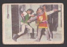 Ivanhoe Roger Moore 1958 TV Series Scarce Card Look! from Germany K