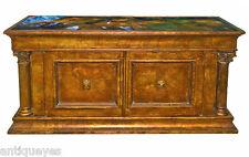 2 JAMES MONT Table Cabinets COMMODES FAMOUS Provenance: NAT KING COLE PENTHOUSE