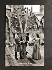 Vintage BW Real Photo #BK York Mystery Plays: 1963: 1 Of 3