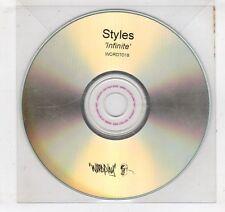 (GV614) Styles, Infinite - DJ CD