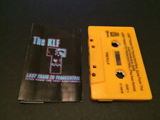 THE KLF LAST TRAIN TO TRANCENTRAL AUSTRALIAN CASSINGLE CASSETTE TAPE