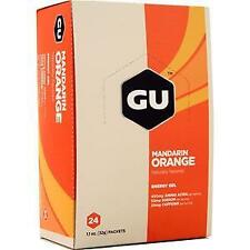 Gu Energy Gel Mandarin Orange 24 pckts