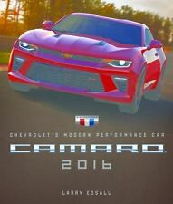 Camaro: Chevrolet's Modern Performance Car (Hardback or Cased Book)