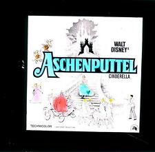 Aschenputtel ORIGINAL Kino-Dia / Film-Dia / Diacolor / Walt Disney