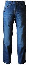 Motorcycle Jeans Motorbike Trouser Mens Protective Lining-Closing DownSale