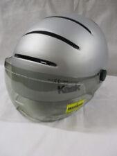 Kask Fahrradhelm Piuma Silber   Gr. XXS -M  Life-Style Helm für City-Radler  #8