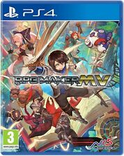 RPG Maker MV PS4 PlayStation 4 Video Game Mint Condition UK Release