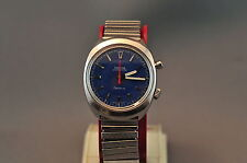 Omega Chronostop Mens Watch Vintage Manual Wind