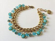 Swarovski Blue Costume & Charm Bracelets