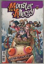 MONSTER ALLERGY N.16 TEMPESTA ALL' ORIZZONTE 1a edizione buena vista disney 2005