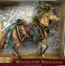 Breyer Holiday Horses 2016 Christmas Horse Woodland Splendor
