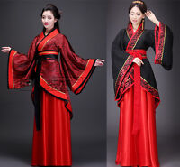 Chinese Tang Dynasty Costume Women Ruqun Hanfu Suit Cosplay infanta Fairy Dress+