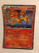 Pokemon Card / Carte Moltres Rare Holo 009/052 R BW3 1ED