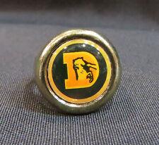 Vintage Denver Bronco's Adjustable Ring Memorabilia