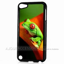 ( For iPod Touch 6 ) Back Case Cover AJ10499 Frog