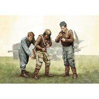 Master Box 3202 - 1/32 - Pilots of Luftwaffe, WWII DE