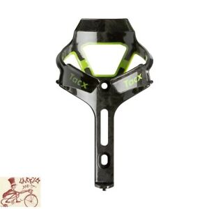 TACX CIRO GREEN BICYCLE WATER BOTTLE CAGE