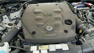 M35 Nissan Stagea motor vq25det