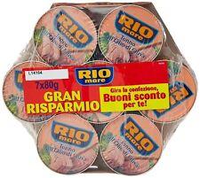 Rio Mare Tonno all'olio di oliva Mega packung Thunfisch in Olivenöl 7 x 80g