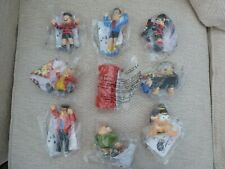 McDonald's Toys Dennis the Menace & Pals Complete Set of 9 From 2000
