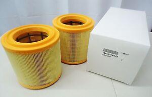 Aston Martin Enginer Air Filter Set (box of 2 filters)  OEM # 4G43-9601-AB-PK