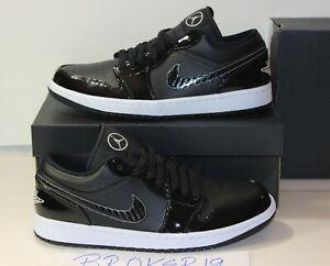 New Nike Mens Size 10 Air Jordan 1 Low SE ASW All Star 2021 DD1650-001 Black