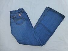WOMENS JUICY COUTURE FLARE JEANS SIZE 29x33 #W1350