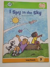 Tag Leap Frog Reader Book Long Vowel y I Spy in the Sky