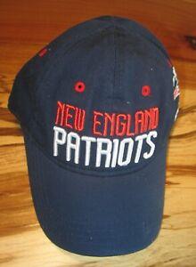 New England Patriots Kids Baseball Cap, Hat, '47, Blue, NFL, Stretchback, New