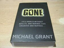 Gone by Michael Grant (Paperback, 2009)