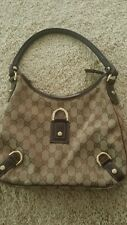 Gucci D ring shoulder bag