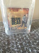 The Walking Dead Rick Grimes Series 1 Bloody Black & White McFarlane AFA 80 Wow