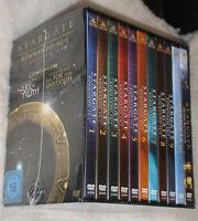 Stargate sg-1 Completo Temporadas 1-10 + Ark of Truth, Continuum & CHILDREN GODS
