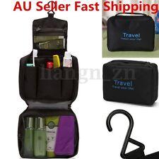 91eac590677ba2 Mens Waterproof Wash Bag Travel Toiletry Hanging Makeup Cosmetic Organizer  Case