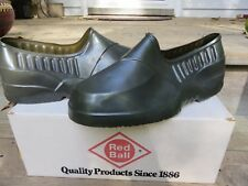 NOS Red Ball Stretch-Lite Work Rubbers Sz 10/11 casual work shoe rubbers VTG