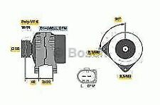 Bosch Alternator 0986048530 Fits VW Transporter - 1.9 - 06-09