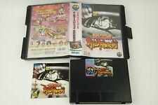 Samurai Spirits 3 Shodown AES SNK Neogeo Box From Japan