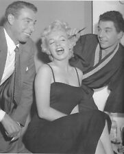 MARILYN MONROE JOE DIMAGGIO 8x10 PICTURE RARE PHOTO