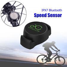 CYCPLUS Sans Fil Bluetooth Vélo Cycle ANT+Double Mode Capteur de Vitesse Cadence