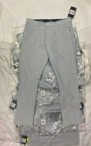 LOT of 12! Nike Men's Flex Pocket Golf Pants Dri-fit 34 x 32 Gray BV0278-042 (S5