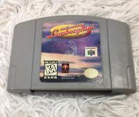 Automobili Lamborghini (Nintendo 64, 1997) N64 Video Game Racing