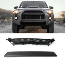 2pcs Front Bumper Grille Replacement For Toyota 4Runner TRD Pro 2014-2019