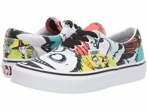 Vans Kids X Disney Era Halloween Nightmare Before Christmas Shoes (Kids 10.5)